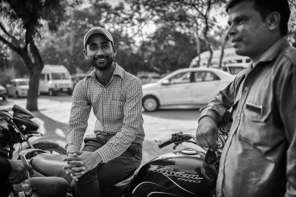 people agra man on bikeBW.jpg