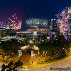 NDP Preview 2 fireworks